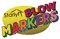 Blow Markers