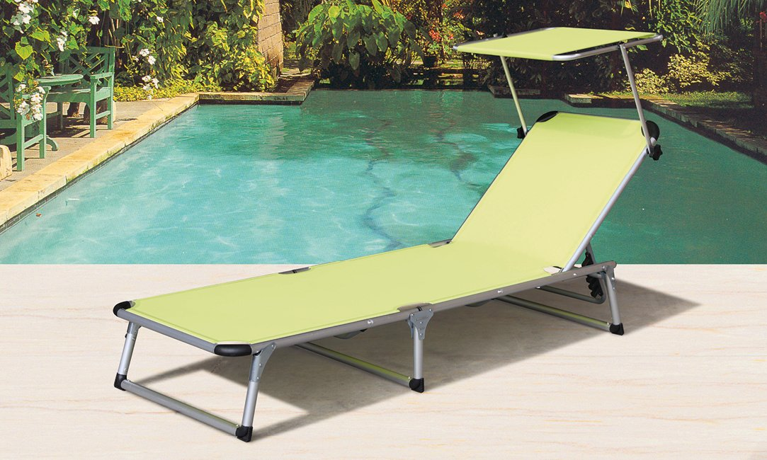 Liegestühle, Sessel & Gartenschaukeln