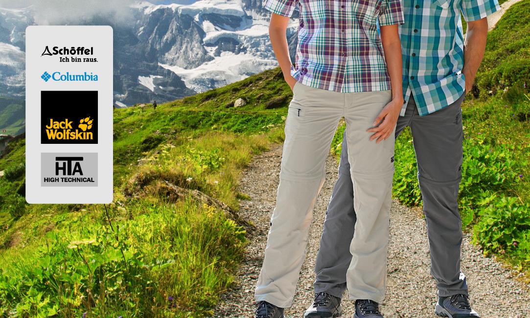 Pantalons outdoor