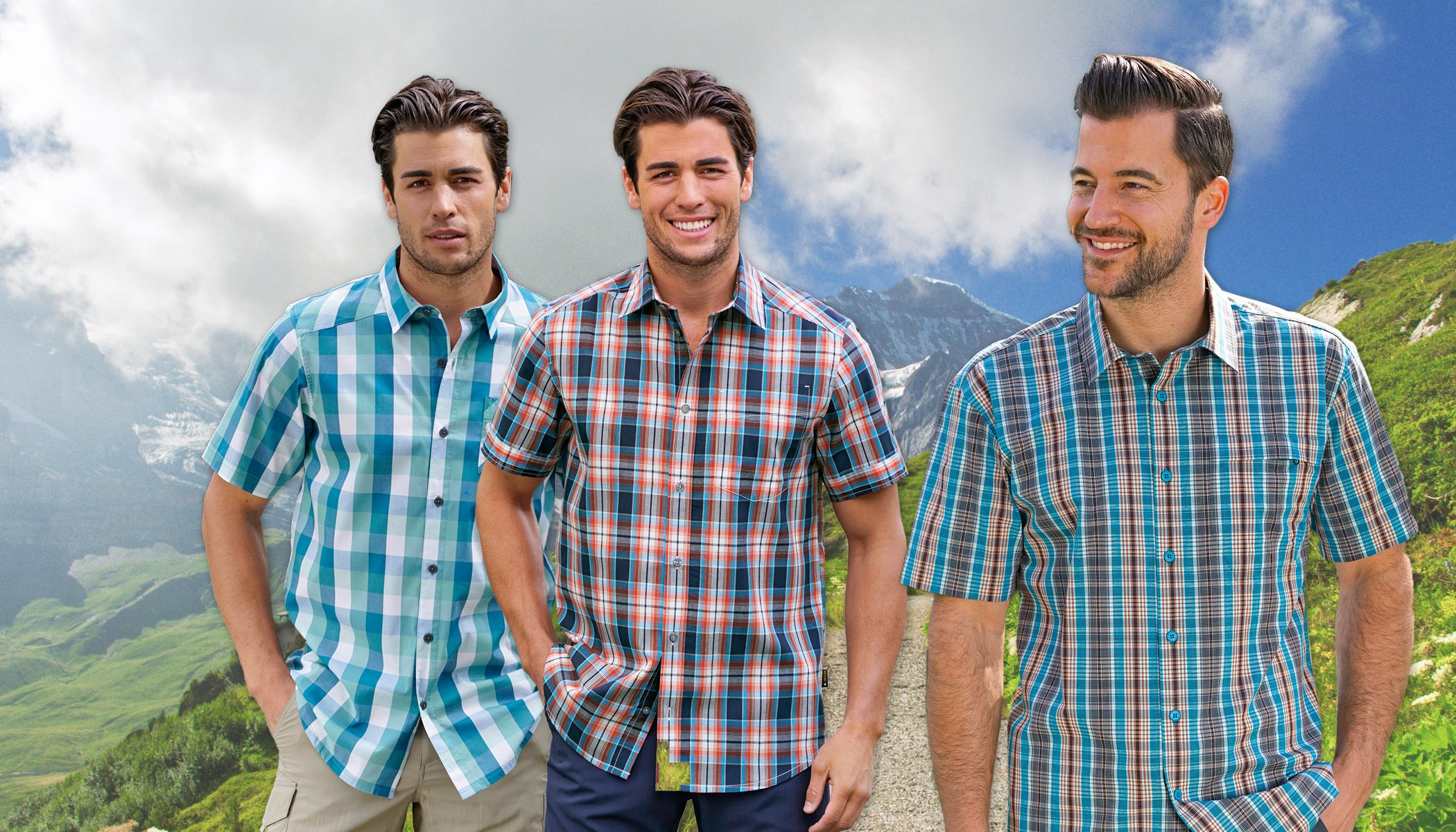 Chemises outdoor