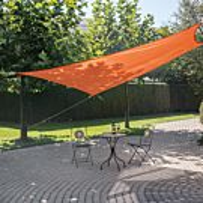 Sonnensegel quadratisch mit UV-Schutz – Sonnensegel quadratisch