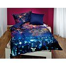 Bettwäsche mit buntem Feuerwerk – Kissenbezug – 50x70 cm