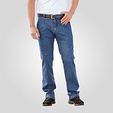 Pantalon à taille extensible en grandes tailles