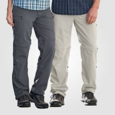 Pantalon de trekking convertible (par glissière)