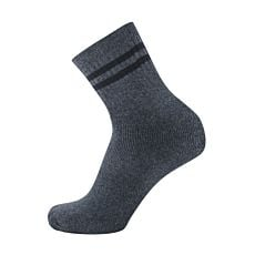 Tennissocken 5er-Pack anthrazit