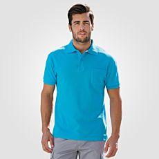 Polo-Piqué-Shirt mit Brusttasche