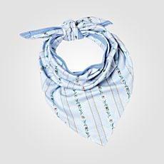 ISA Baby Kopftuch / Halstuch im Edelweiss-Look