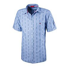 Chemise Edelweiss à manches courtes Coolmax