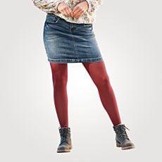Jupe stretch en jeans, 5 poches