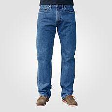 Jeans Levis 505 pour homme