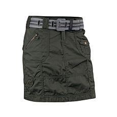 Mini-jupe cargo
