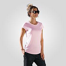 PUMA Damen T-Shirt Active Logo Heather Tee