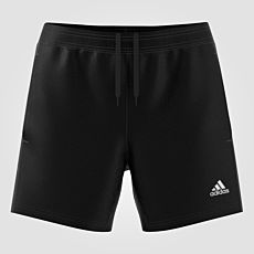 ADIDAS Damen Shorts schwarz