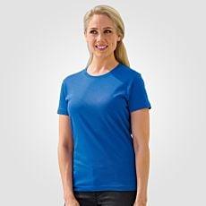 T-shirt Clique encolure ronde, pour femme