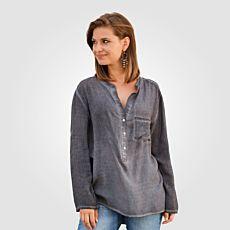 Replace Damen Langarm-Bluse