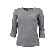 Ripp V-Neck 3/4 Arm Shirt
