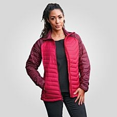 Columbia Damen Steppjacke