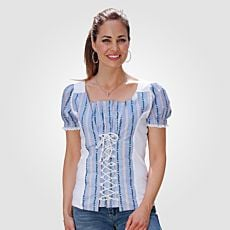 Edelweiss Bustier-Shirt