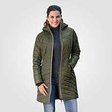 Manteau Schöffel matelassé pour dames