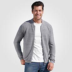 Cardigan en tricot doté de poches