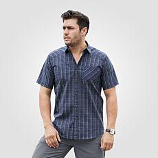 Chemise HTA à manches courtes