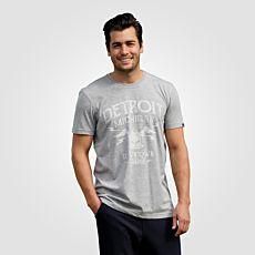 T-shirt Ahorn pour homes avec motif, grandes tailles