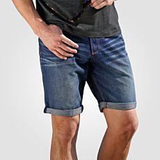 Artime 5-Pocket Herren-Jeans Bermudas