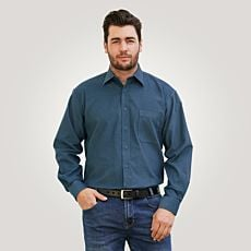 Langarmhemd Herren Feincord