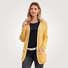 Veste en tricot Artime pour dames dotée de poches