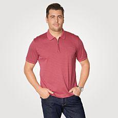 Polo zippé pour hommes