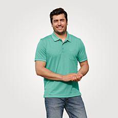 Polo à poche de poitrine