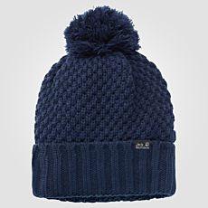 Bonnet à pompon Jack Wolfskin Highloft knit cap
