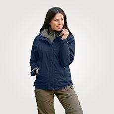 Veste outdoor HTA avec capuchon amovible