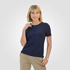 Damen Shirt in Waffeloptik