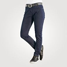 Jean 5-pockets en color-denim
