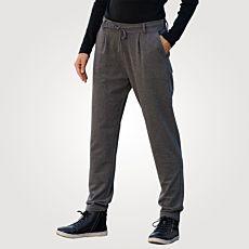 Pantalon confortable en jersey