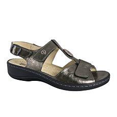 Hickersberger Leder-Sandalette Damen