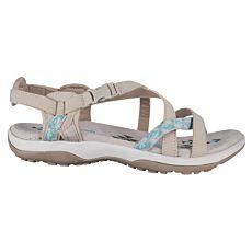 Sandale SKECHERS en cuir dames