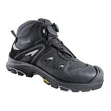 Chaussures de sécurité BOA en cuir de boeuf