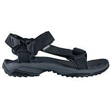 TEVA Sandale Terra Fi Lite Leather für Herren schwarz