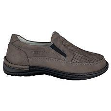 Chaussure estivale Fretz en nubuck souple