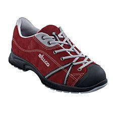 Chaussure de sécurité Stuco Hiking low rouge