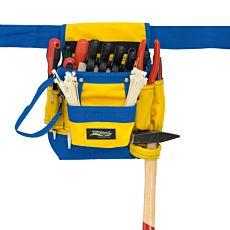 Wikland poche à outils jaune-bleu