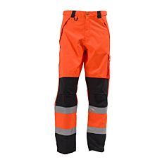 Elka Regenhose Visible Xtreme orange