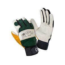 Mechaniker-Handschuhe grau