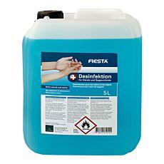 Desinfektionsmittel für Hände und Gegenstände 5 Liter