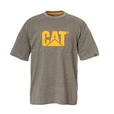 T-shirt CAT Trademark cotton