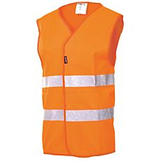 Gilet de sécurité Wikland orange