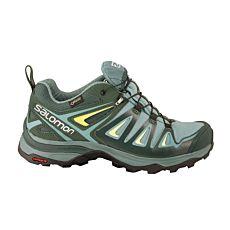 Chaussure de plein air et de randonnée Salomon X Ultra 3 GTX pour dames