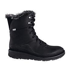 Botte d'hiver Merrell Tremblant Ezra Lace WP Ice+ noire pour femme